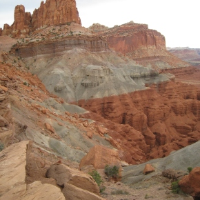 Three More Days and Nine More Hikes in Grand Staircase-Escalante N.M., Capitol Reef, Dead Horse Point, Arches, and FisherTowers