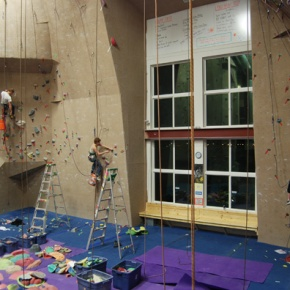 Spire Climbing Center: Spring Fling '13 Article