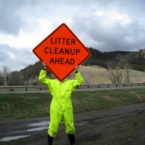 Southwest Montana Climbers Coalition: Spring Trash Clean-up