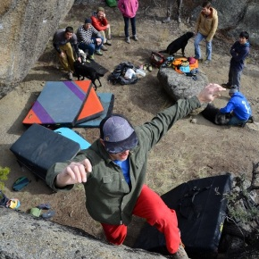Pipestone Pass Bouldering: Take II